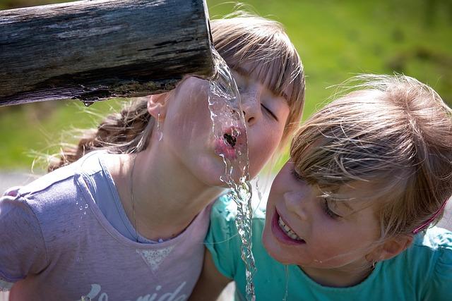 ¿Bebes la cantidad de agua necesaria todos los días?