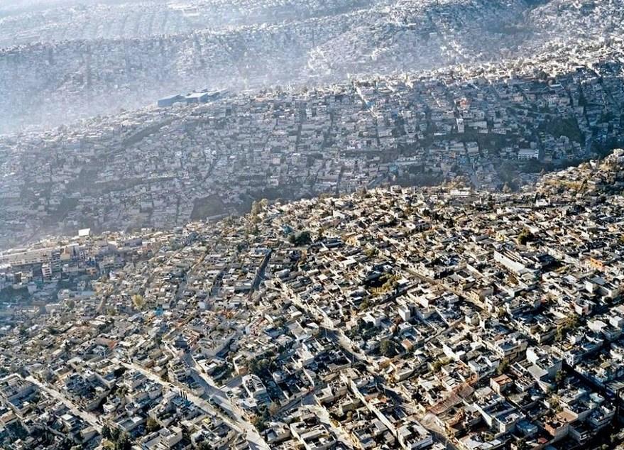 fotografia-aerea-Ciudad-de-México-México