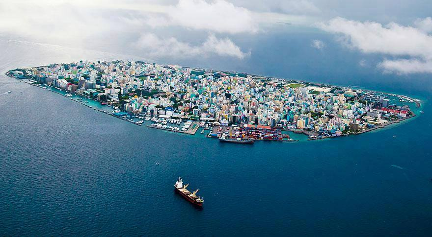 fotografia-aerea-Male-Maldivas