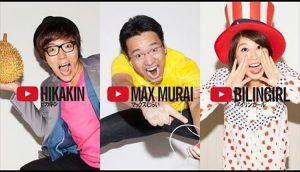 Youtuber famosos