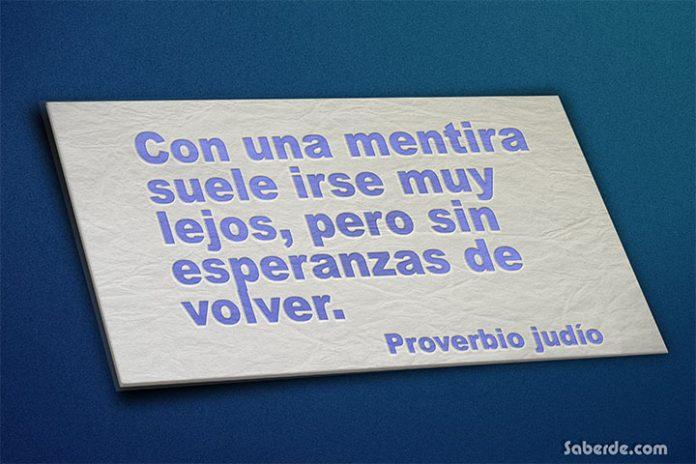 Provervio judío