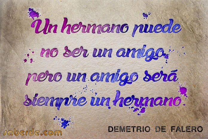 Demetrio de falero