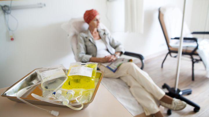curar cáncer paciente quimioterapia