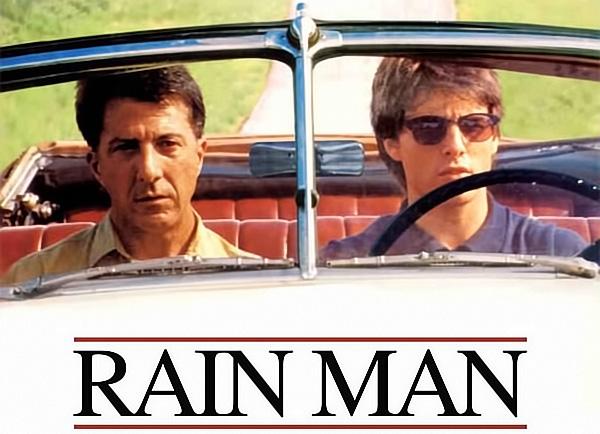 """""""Rain man"""", basada en la vida de Kim Peek"""